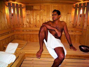 kesaram au sauna